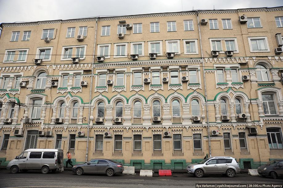 Правительство предложило запретить установку кондиционеров наисторических зданиях