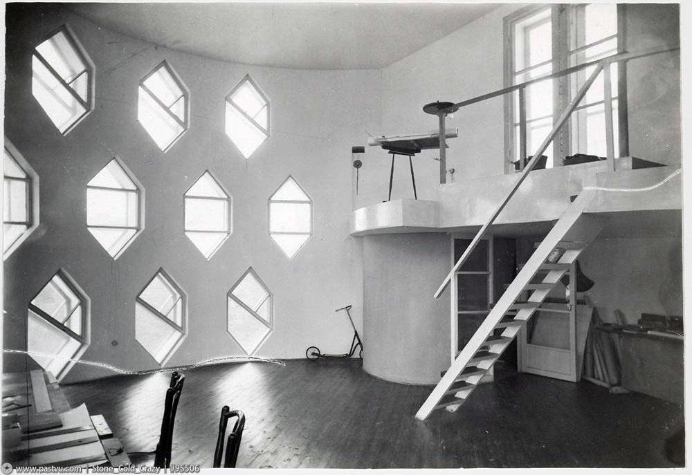 открытки конструктивизм внутри домов фото жил