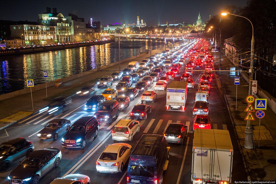 Однажды москвич отказался от автомобиля, и у него отвалилась ж**а