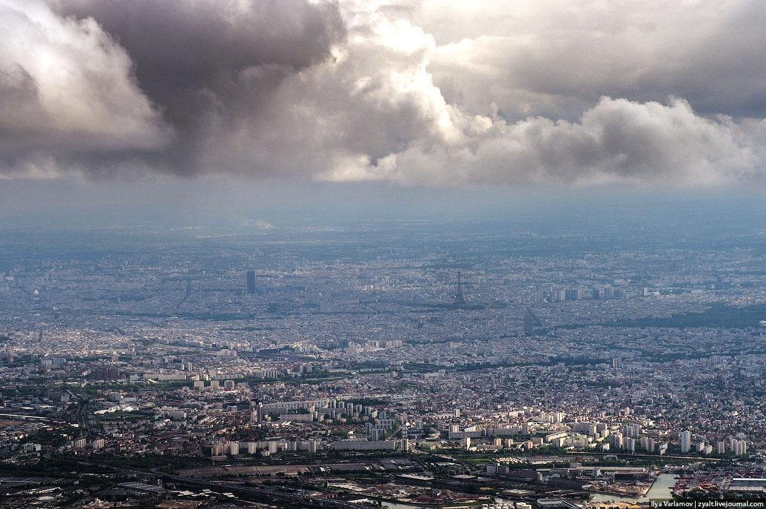 Зачем лететь в Париж?