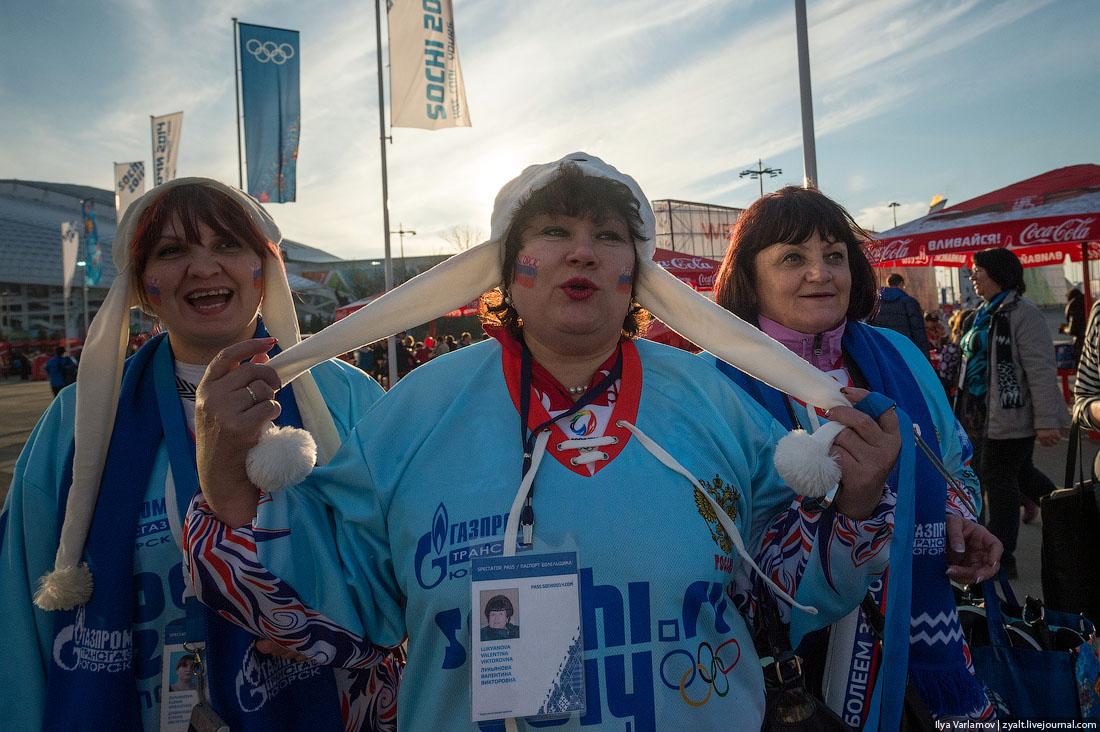 Сборную России лишили первого места на Олимпиаде в Сочи