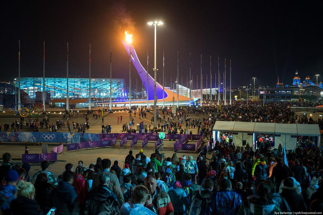 Сборная России вернулась на первое место Олимпиады в Сочи