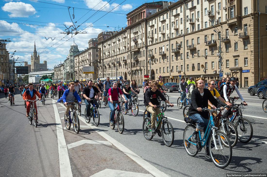 Организаторы Международного велоконгресса решили перенести его изМосквы из-за давления чиновников