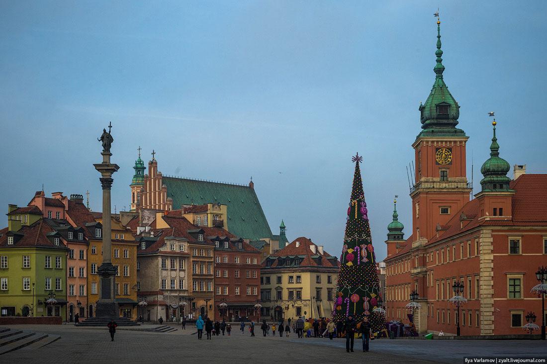 Россия или Польша: где лучше?