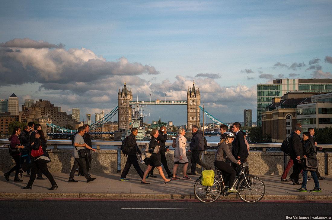 Пост для тех, кто мечтает переехать в Лондон
