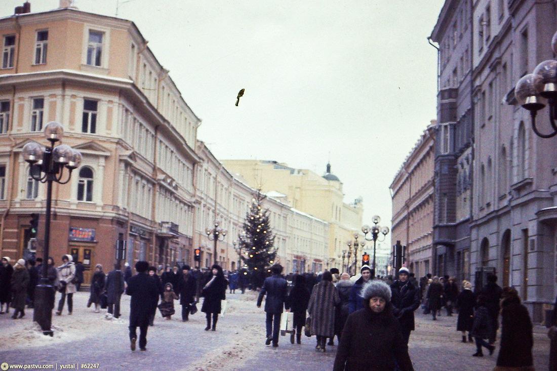 Главный архитектор Москвы предложил вернуть транспорт наАрбат