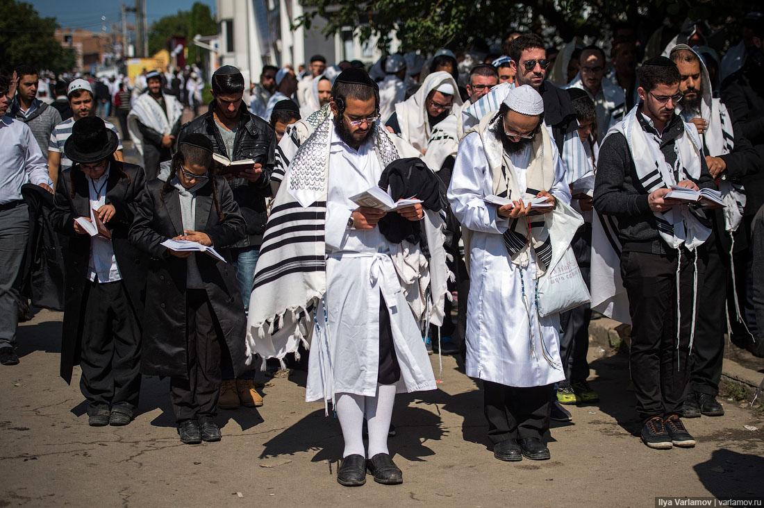 hasidism mikvah