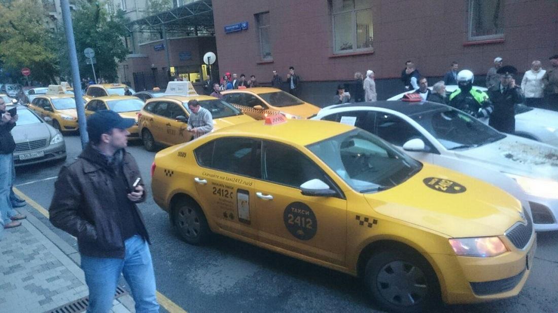 Дивный новый мир без таксистов