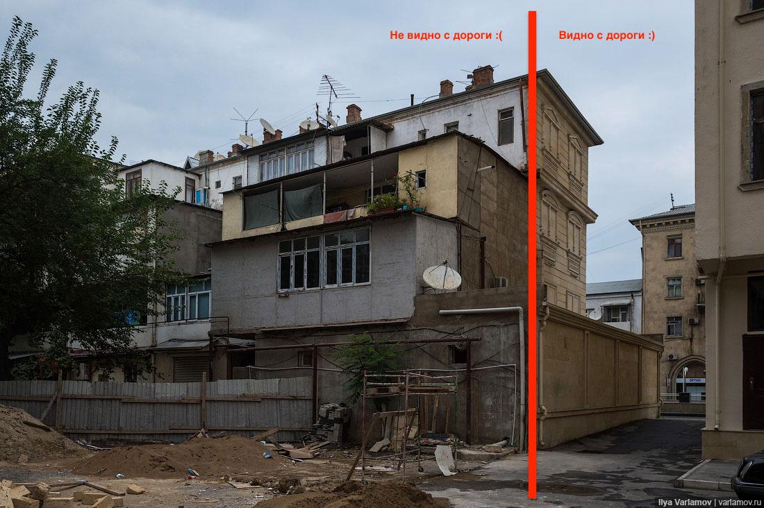 Баку: по горячим следам