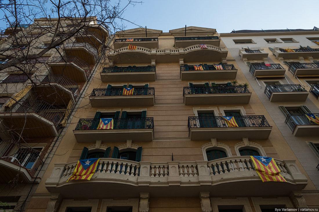 Референдум о независимости Каталонии. Онлайн