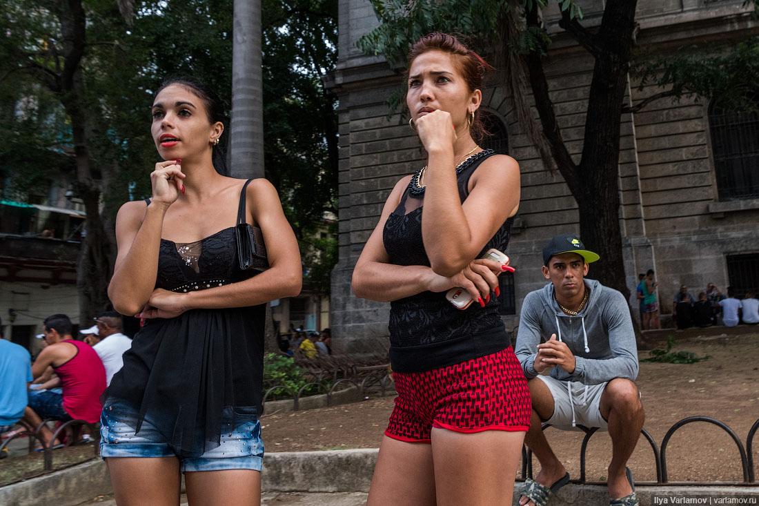 Секс туризм на кубе в 2009 году
