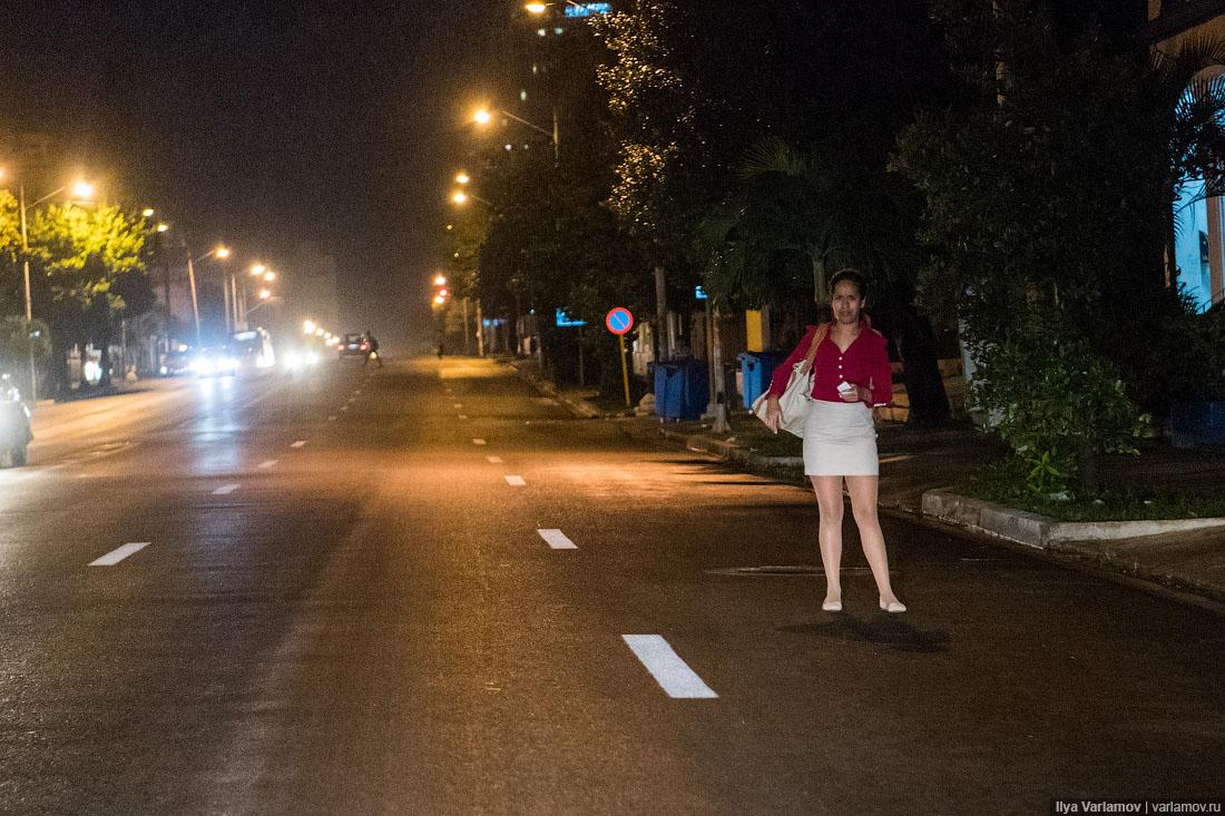 Фото ночных проститутки