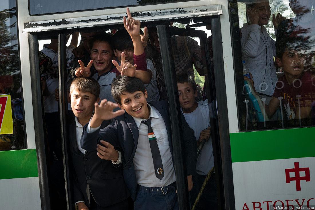 Россия направит $21 млн напитание школьников вТаджикистане