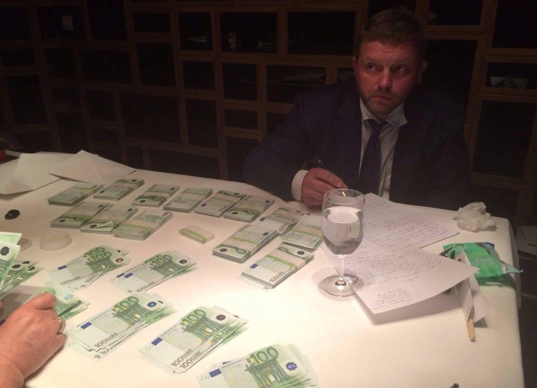 Никита Белых получил восемь лет строгого режима