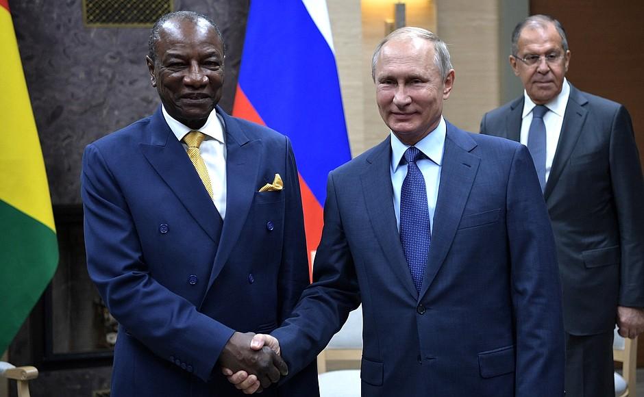Россия простила странам Африки $20 млрд долга
