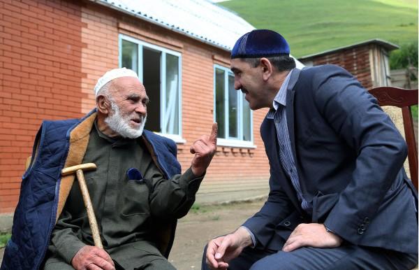 Врачи в Ингушетии восстановили зрение 121-летнего мужчины