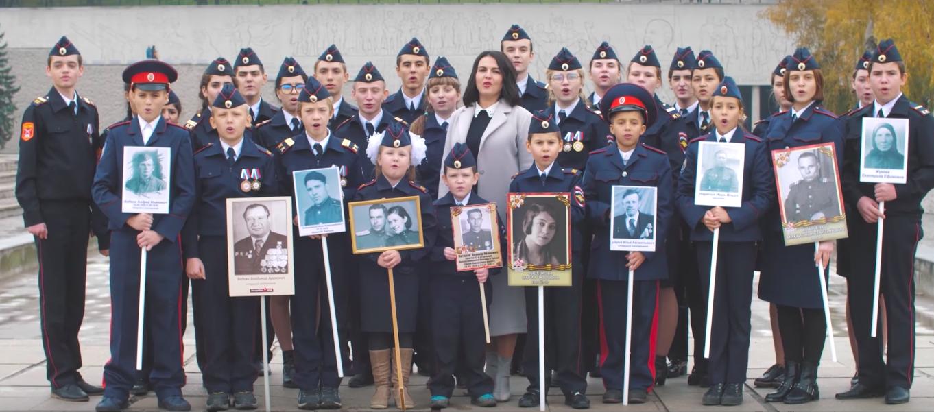 Депутат Госдумы записала с кадетами клип, в котором поется о готовности умереть за Путина