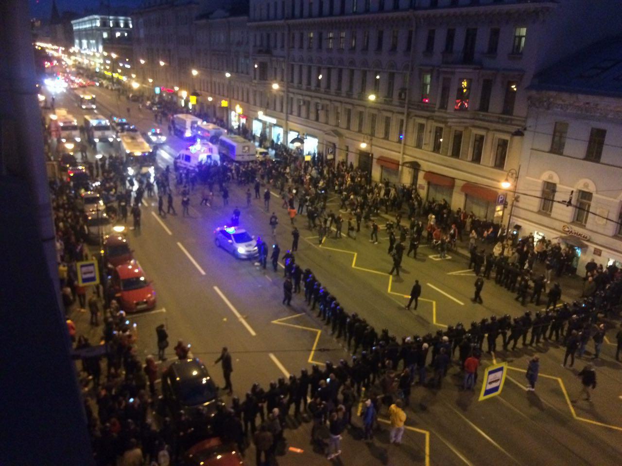 Во время акции в Петербурге скорая опоздала к умирающей пациентке, возбуждено уголовное дело