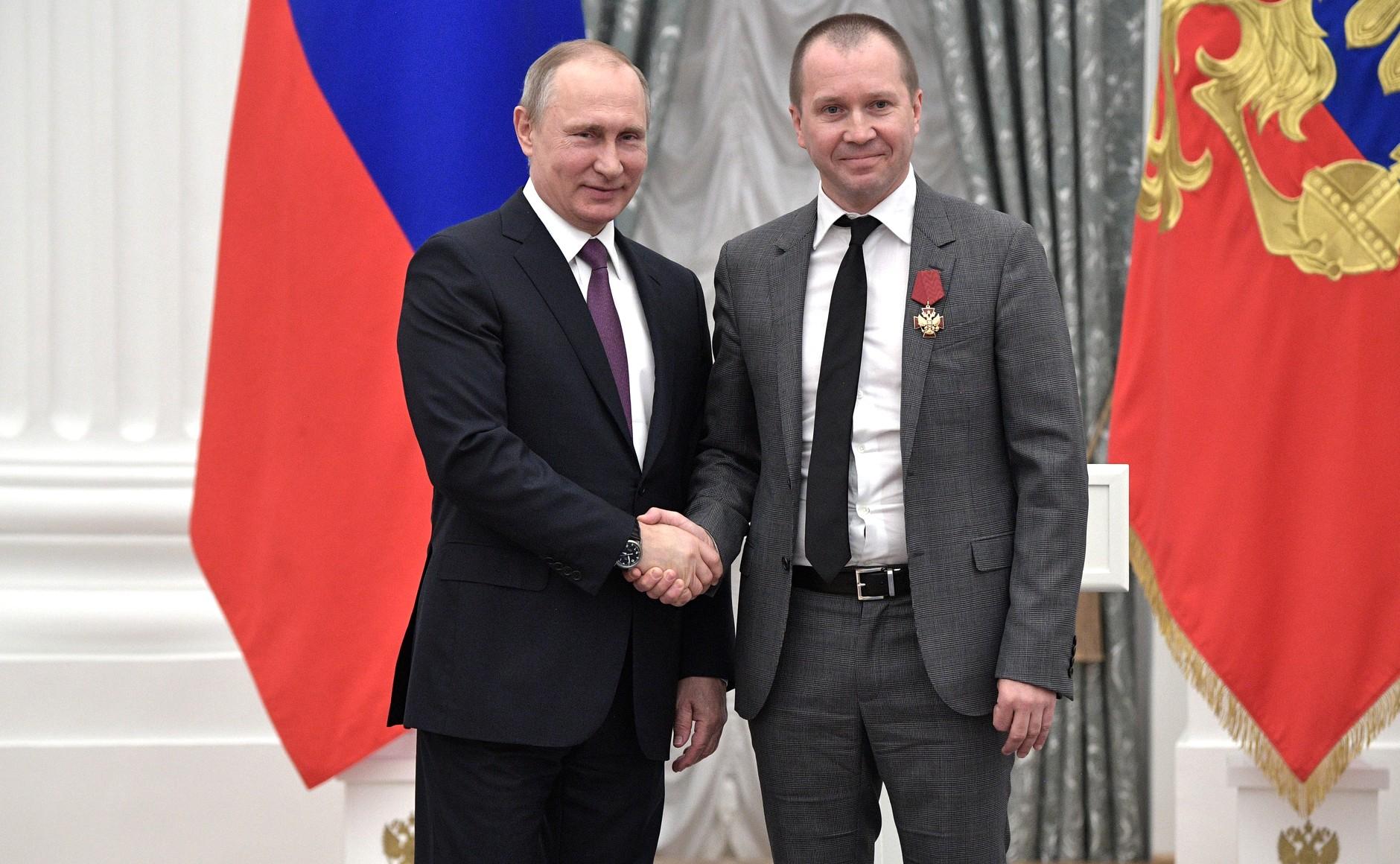 Путин об обысках у Серебренникова и в