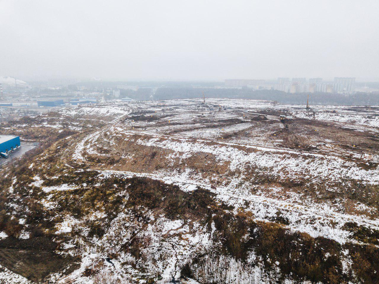 Роспотребнадзор и МЧС назвали причину вони в Москве – работы на той самой свалке в Балашихе