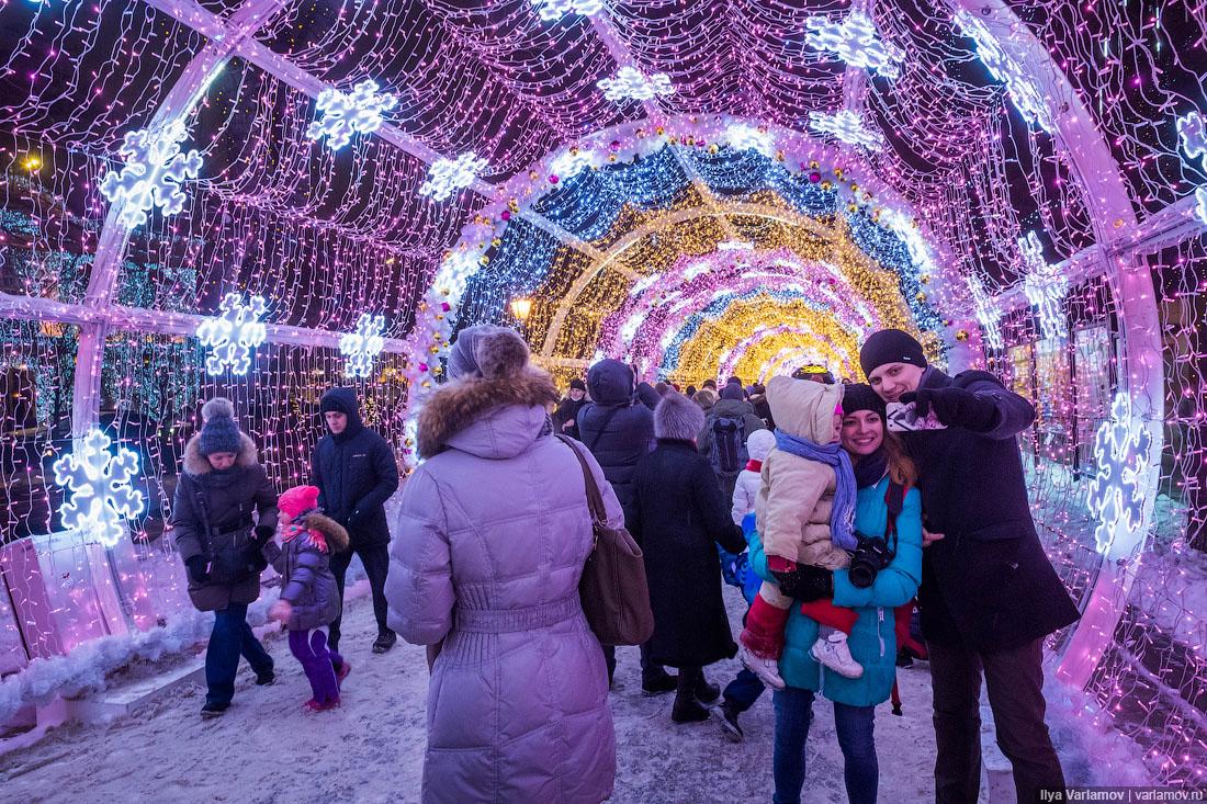 Как обустроить Россию зимой?