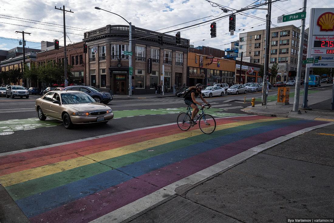 Какими могут быть пешеходные переходы