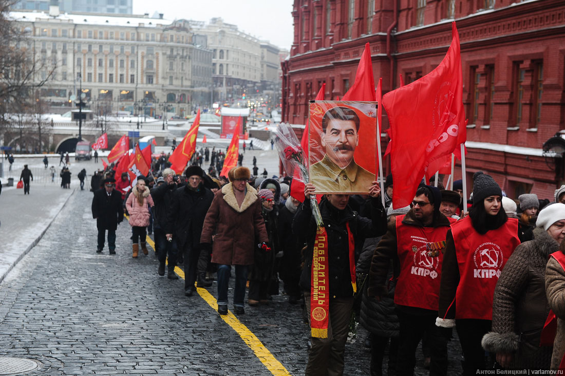 Социологи сообщили орекордном одобрении Сталина среди россиян