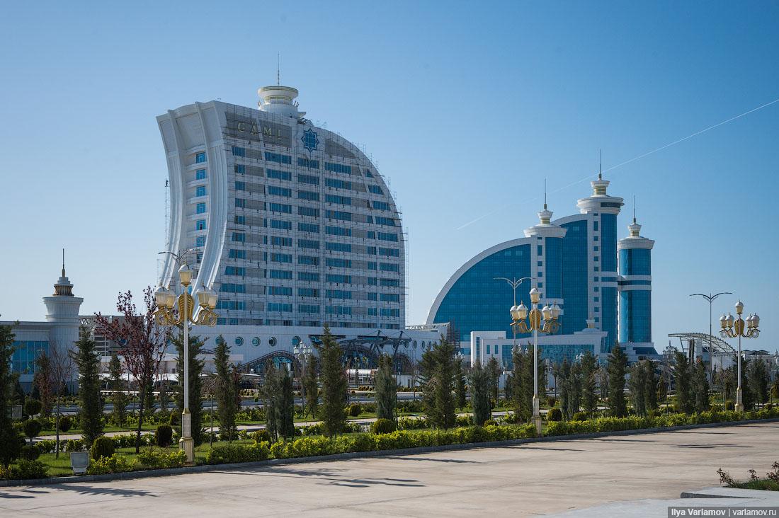 Turkmenistan The Dark Side Of The Moon Варламов ру