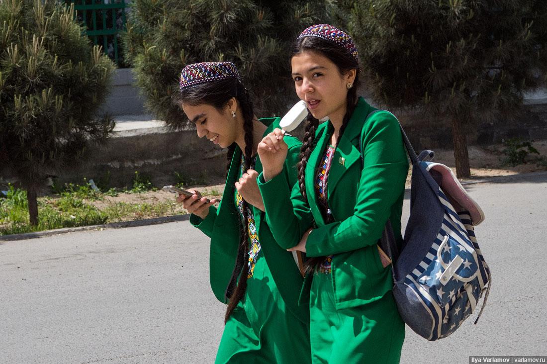 раз прикольные фото туркменистан ким, если верить