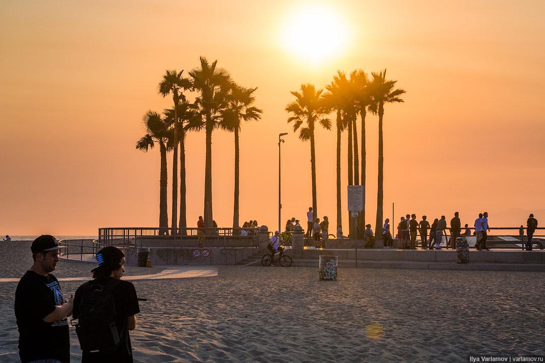 100 субъективных фактов о Калифорнии