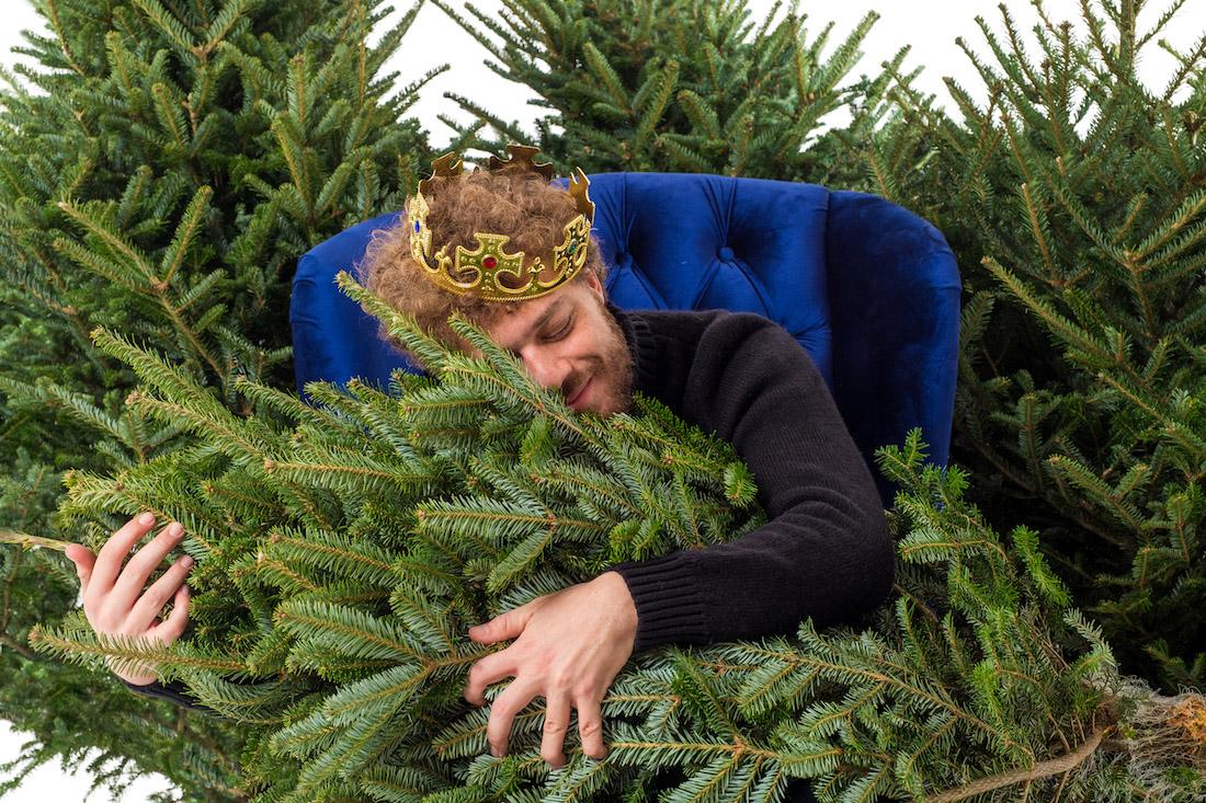 Лучшие елки с бесплатной доставкой в любой город России
