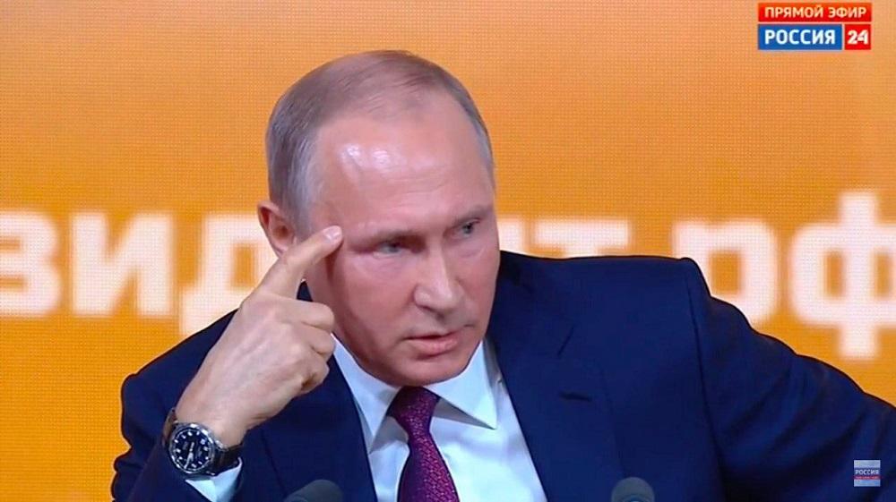 Краткое изложение пресс-конференции Путина