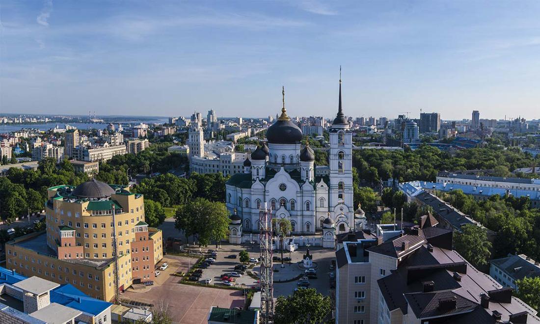Еду в Воронеж!