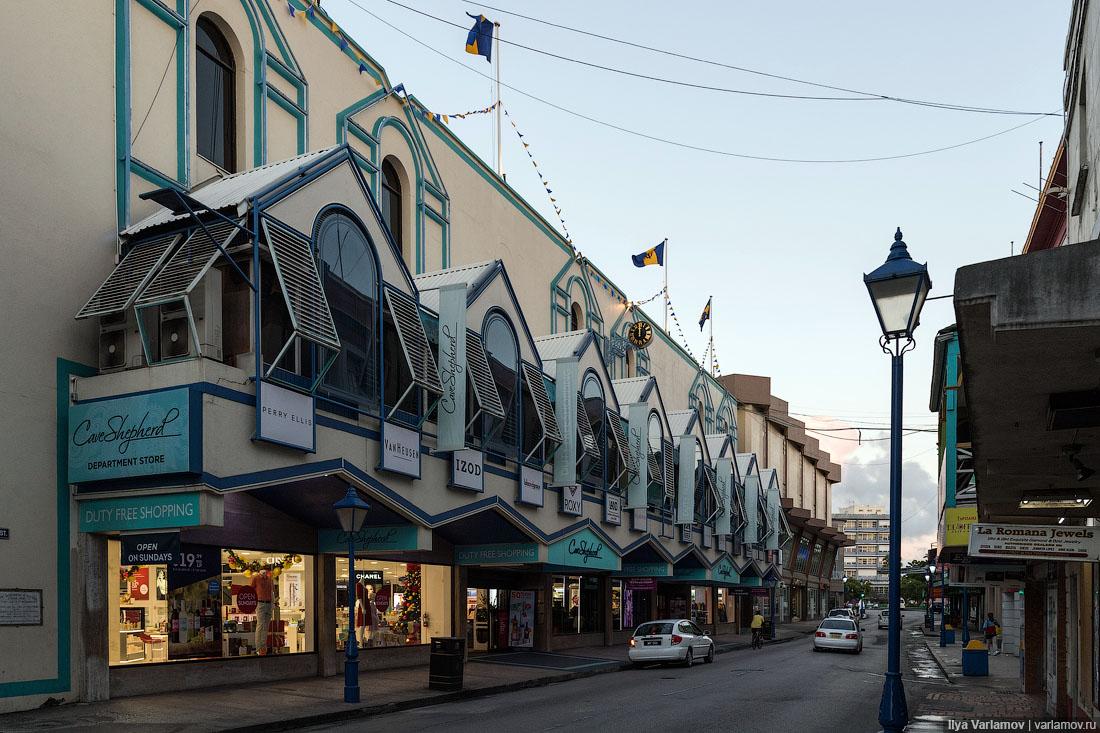 Барбадос: карибская Украина