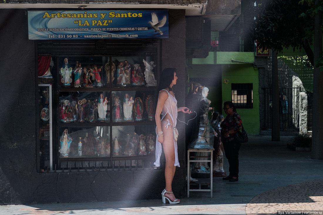 где тусят проститутки