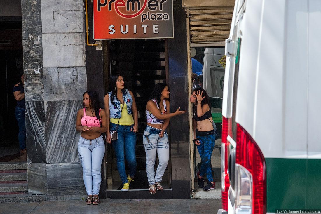венесуэле проститутция в