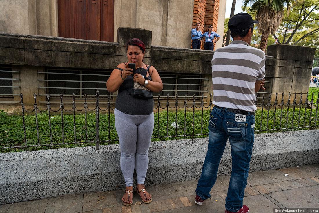 шлюхи колумбии