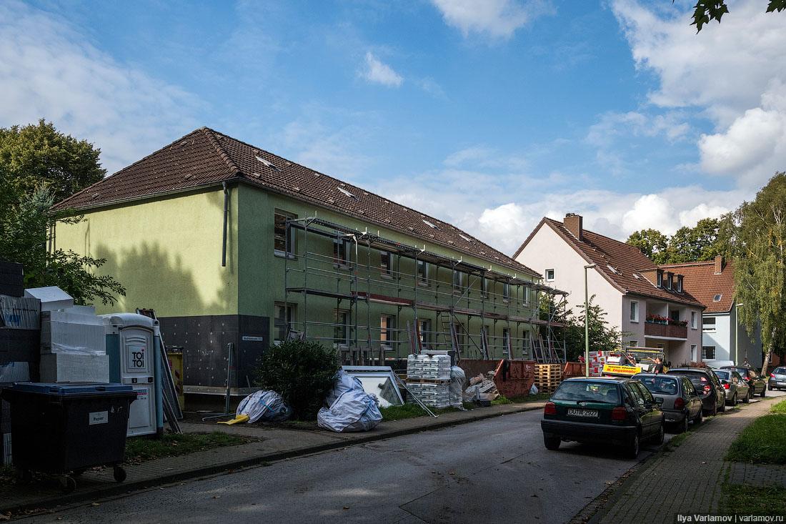 Реновация по-немецки