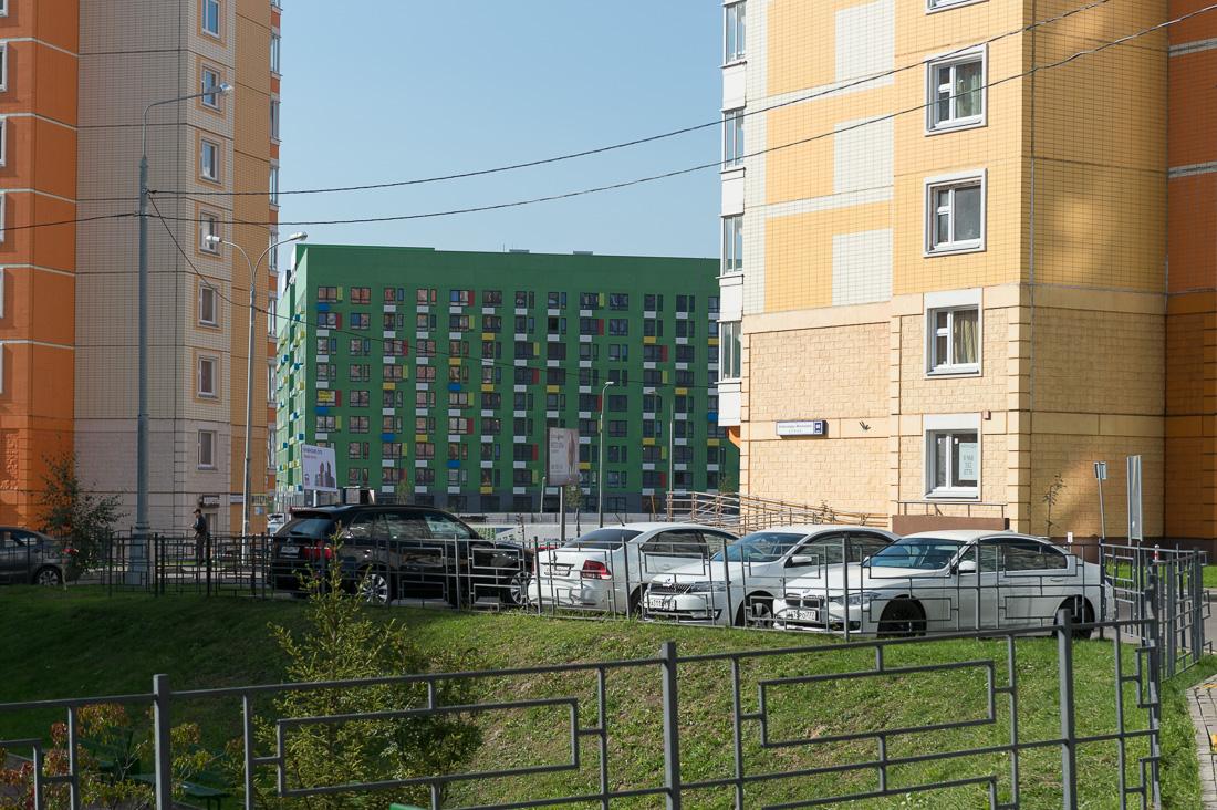 Граница: типичное Бутово и Бутово здорового человека