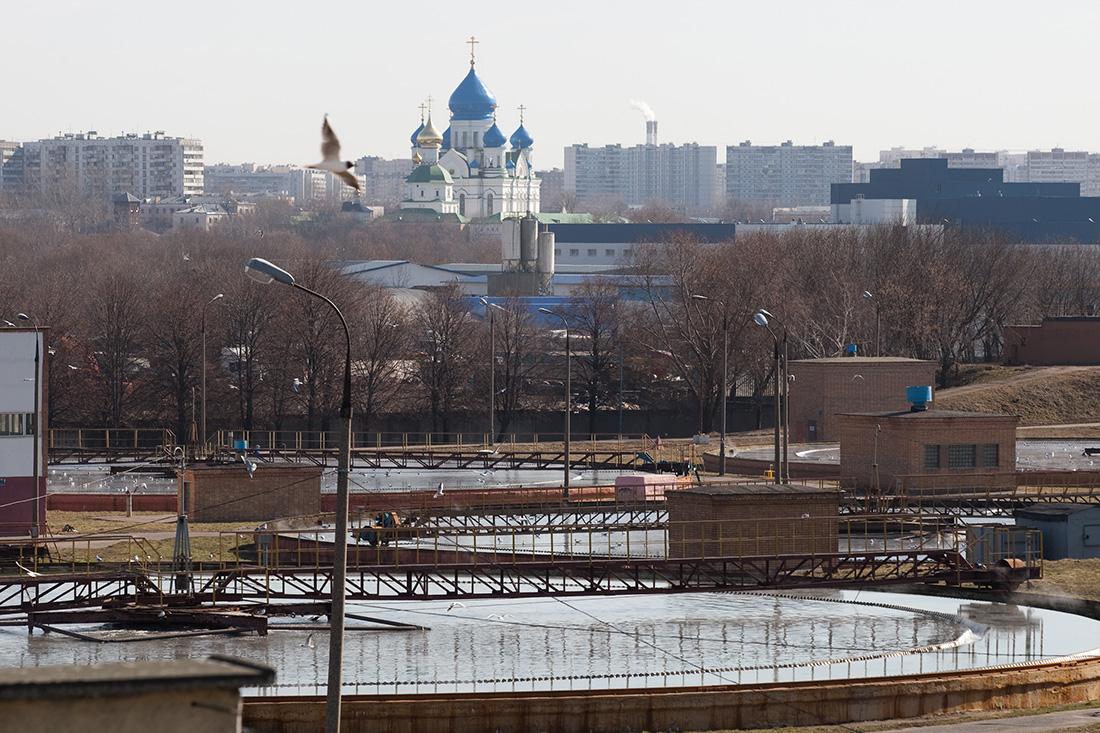 Самый экологический район москвы