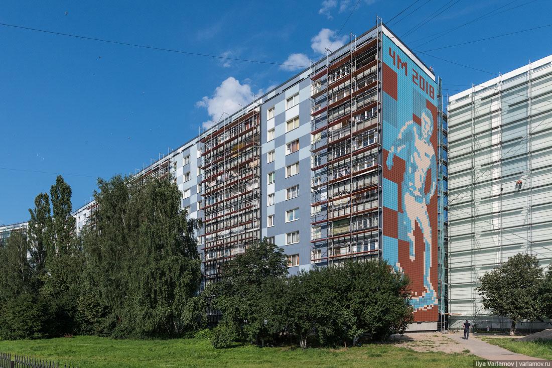 Советское наследие Гданьска и Калининграда