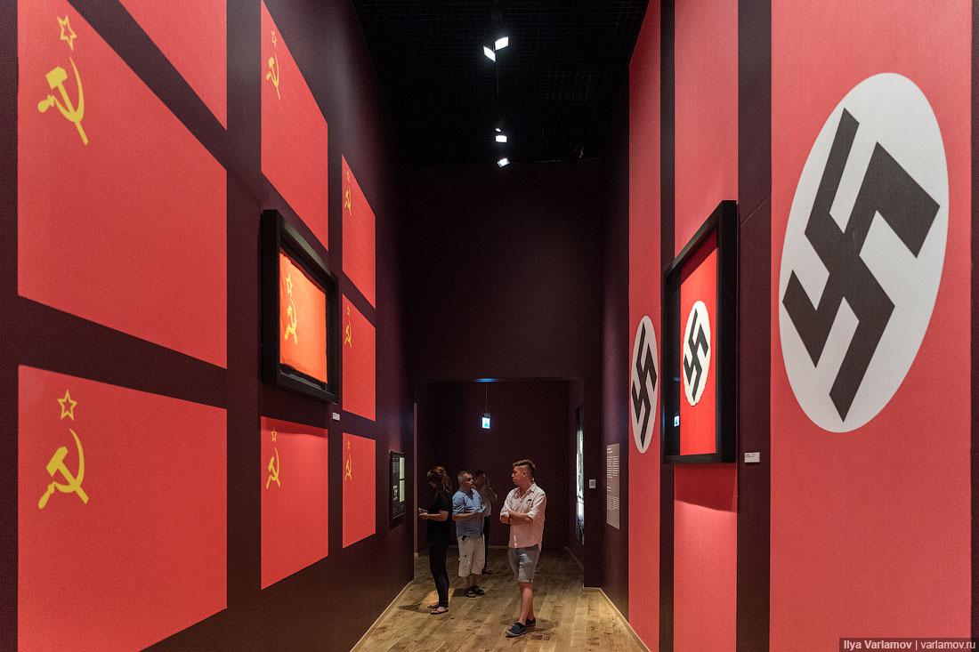 Взгляд поляков на Вторую мировую: Сталин = Гитлер
