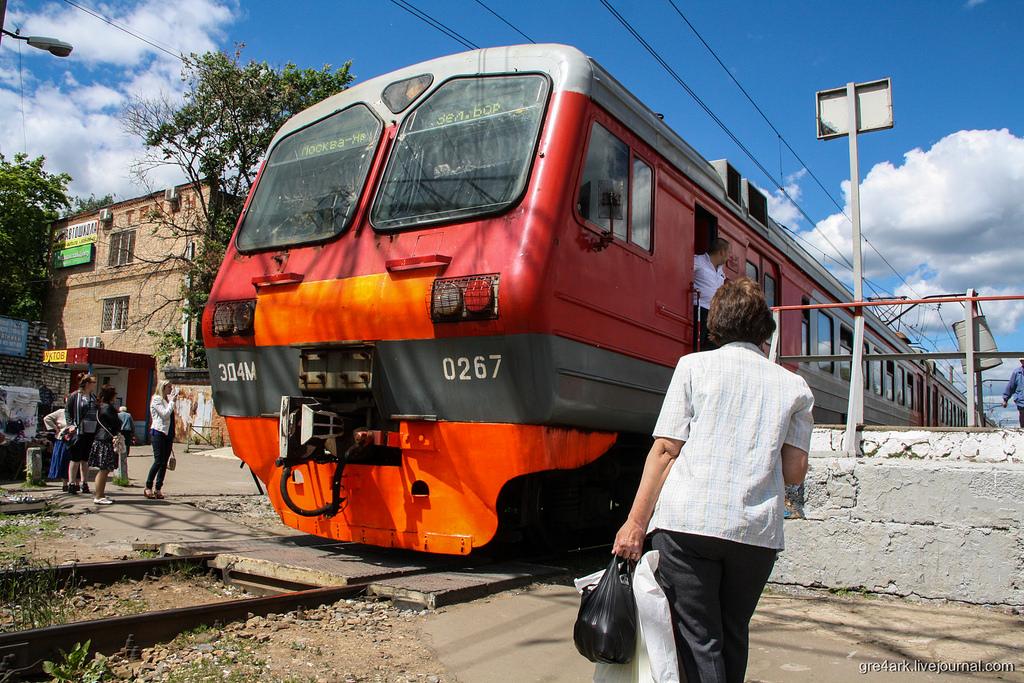 Что мешает городским железным дорогам
