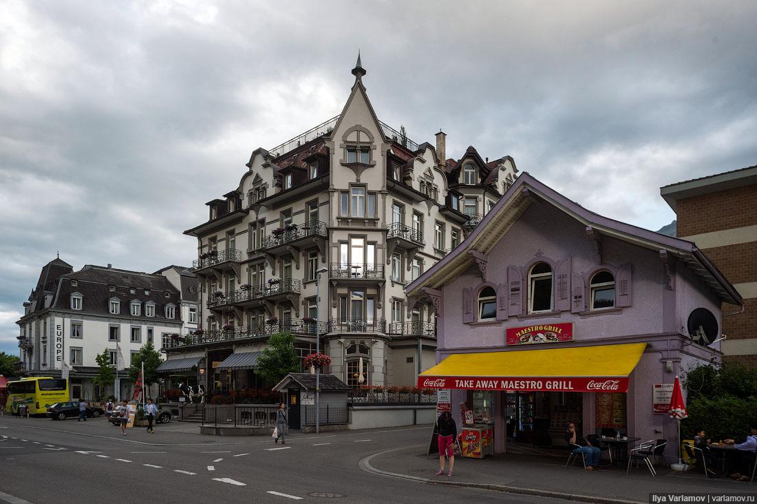 Идеальная Швейцария