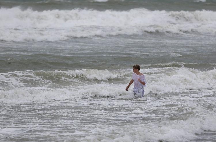 США готовится к страшнейшему урагану