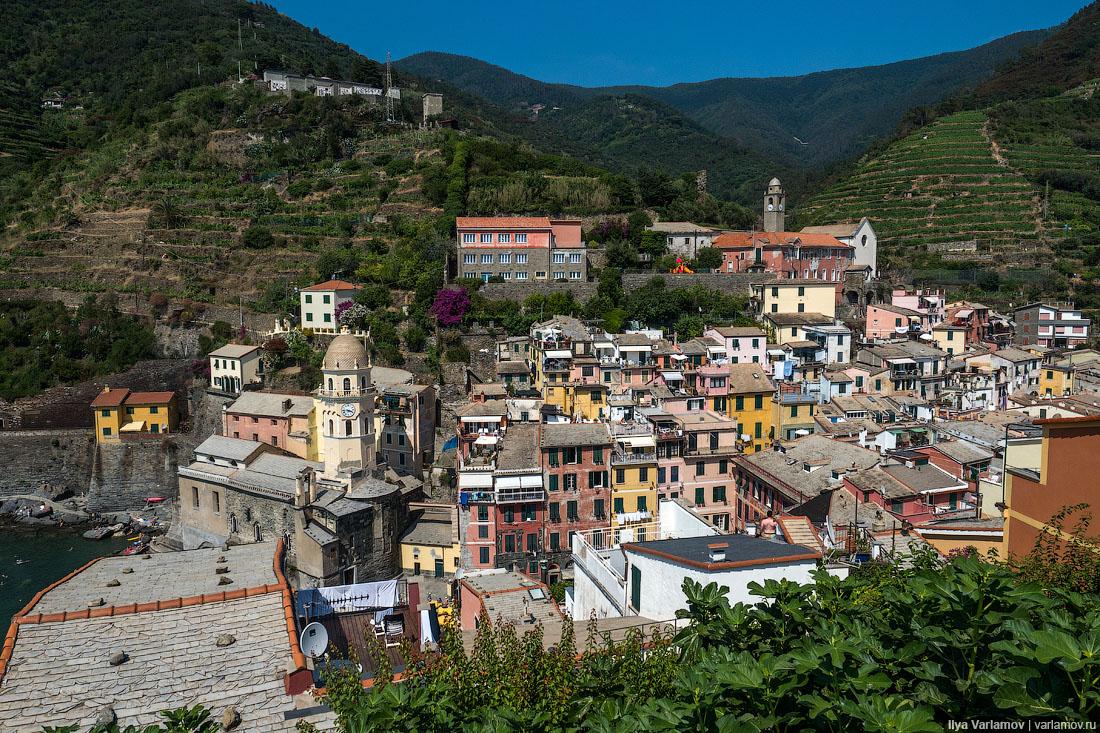 Деревни италии фото