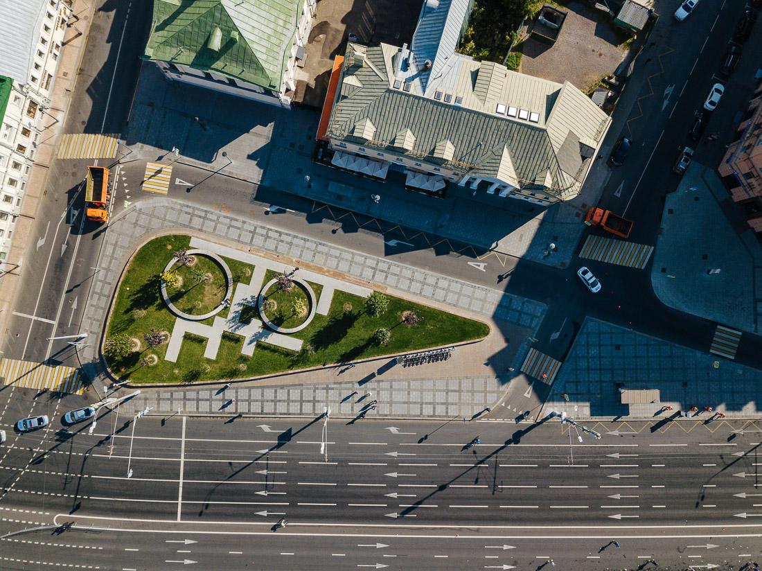 Как изменилась Москва (100 невероятных фото)