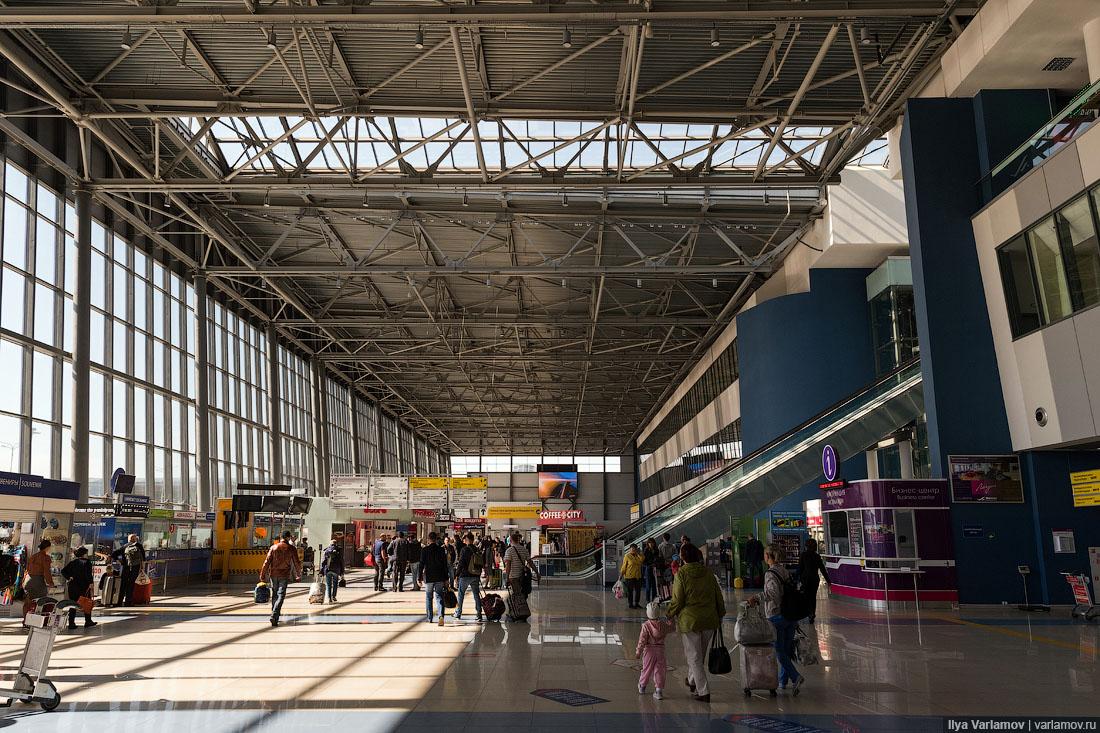 Дальневосточные аэропорты недосчитались 64 млрд рублей