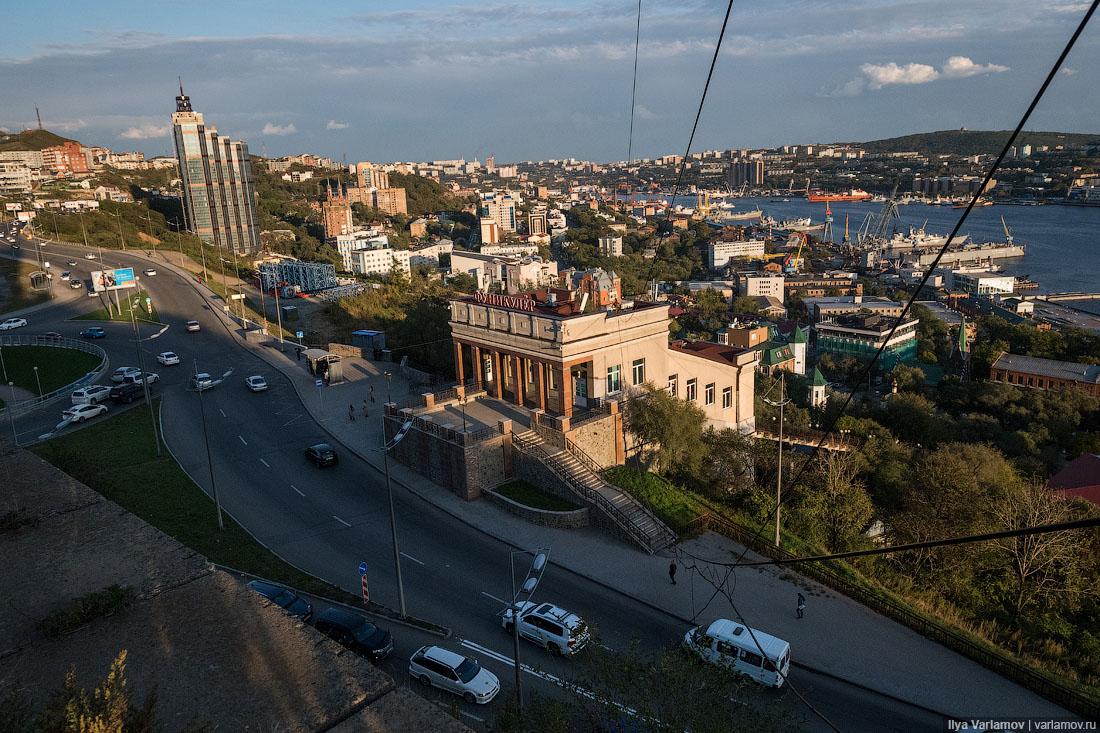 Выхлопной дух Владивостока