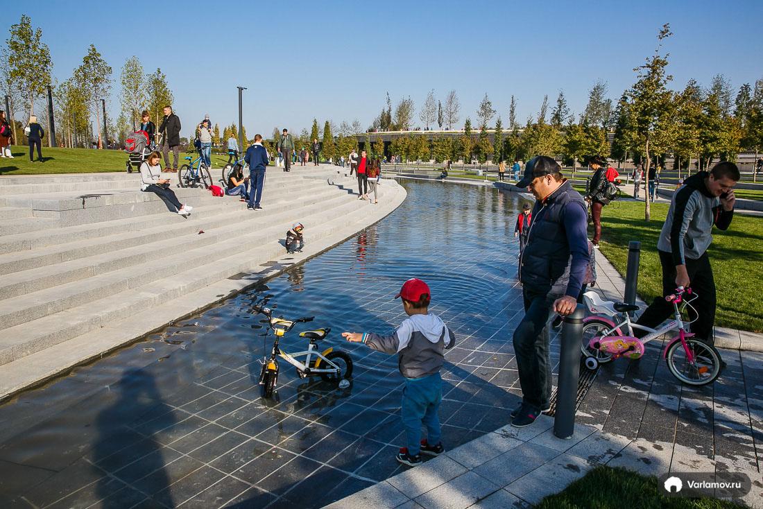 Самый крутой парк в Замкадье